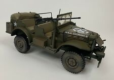21st Century Ultimate Soldier Toys 1:18 Scale U.S. Army WC 57 Dodge Command Car