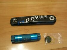 "STAGES Gen 2 Carbon Power Meter Road SRAM BB30 172.5mm with Spindle Axle ""B"""