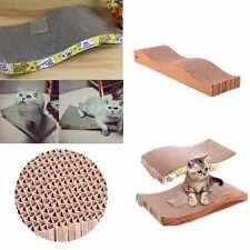 Pet Cat Kitten Seize Catch Scratch Scratcher Board Pad Mat Catnip Bed Durable