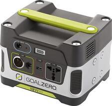 GoalZero yeti 150 v2 solar móviles generador eléctrico motor auxiliar USB 12v 230v AGM Camp