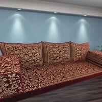 Majlis floor seating,floor level sofa,patio furniture,floor cushions / SHI_FS46