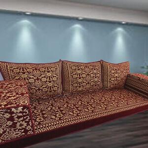Arabic Majlis floor seating,floor level sofa,patio furniture,floor cushions
