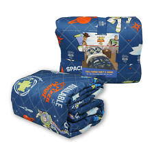 NEW Toy Story 4 Full/Queen Quilt and Shams Set