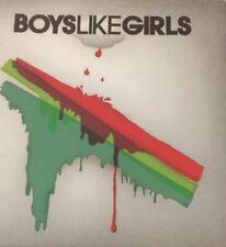 BOYS LIKE GIRLS - Self-Titled CD Album