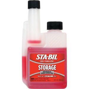 Sta-Bil Fuel Stabilizer 8oz/236ml