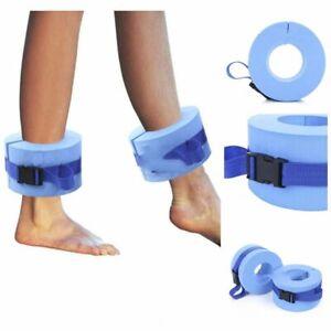 1pair Swimming Weights Aquatic Cuffs Water Aerobics Fitness Equipment Yoga Pool