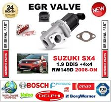 FOR SUZUKI SX4 1.9 DDiS +4x4 RW149D 2006-ON Electric EGR VALVE 2-PIN with GASKET