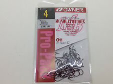 Owner American Owner's Mosquito Hook (size 4 57 per Pack)