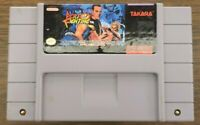 Super Nintendo SNES Art of Fighting Game Cartridge *Authentic* TESTED WORKING