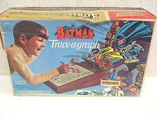1966 BATMAN Trace-A-Graph Emenee Robin Superheroes DC Comics With Original Box