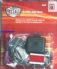 Directed DEI 506T Glass Break Audio Sensor For Car Alarms Brand New