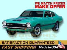 1970 Maverick Grabber Decals & Stripes Kit