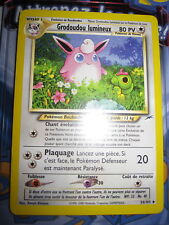 POKEMON (◕‿◕✿) GRODOUDOU LUMINEUX 54/105 NEO DESTINY FR MINT UNCO ED ILLIMITE