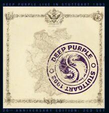 Deep Purple - Live in Stuttgart 1993 [New CD] UK - Import