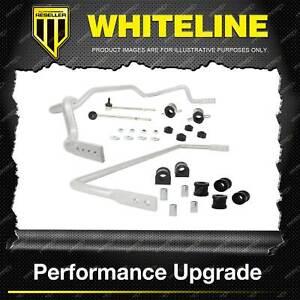Whiteline Sway Bar Vehicle Kit for Caprice Commodore VT VX VY Monaro Statesman