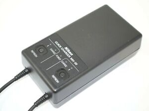 Nikon MH30 Quick Battery Charger for Nikon F5