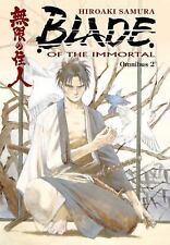 BLADE OF THE IMMORTAL OMNIBUS 2