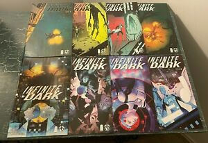 Infinite Dark 1-8 (2018) Image Comics Complete Series * Ryan Cady Andrea Mutti