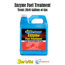 Star Brite Star Tron Enzyme Fuel Treatment Gas 1 Gallon Treats 2048 Gallons