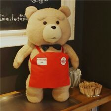 New Ted Movie TED Men's Teddy Bear Plush Doll Soft Bear Toys Doll Gift 45CM Gift