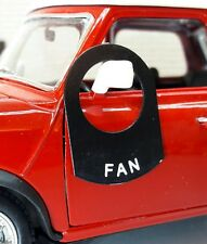 AC Cobra 428 Classic Kit Car Lorry Lucas Toggle Switch Tab Badge Decal Fan
