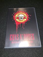 GUNS N' ROSES • Welcome To The Videos DVD