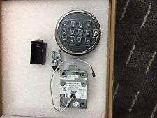 Sargent & Greenleaf Electronic Lock 6120 Push Button Keypad