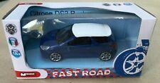 Mondo Motors 1/43 Citroen DS3 royal blue with white roof