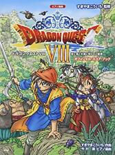 Dragon Quest VIII 8 Official Score Book Piano Solo Sheet music book