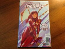 AMAZING SPIDER-MAN 015 15 Death of X Ross cover Spiderman Marvel comic Book