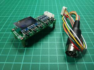 pi1541 Zero Hat (for Pi Zero) Floppy Drive emulator for Commodore C64/C128/16/+4