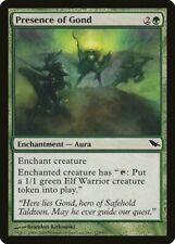 Presence of Gond Shadowmoor PLD Green Common MAGIC GATHERING CARD ABUGames