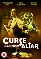 Nuovo Curse Of The Cremisi Altare DVD (ODNF428)