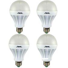 4Pk LED Light Bulb Daylight 12 Watt Energy 480 Lumens 100 W Output Replacement