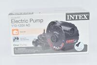 Intex Quick-Fill 120V AC Electric Air Pump, 38.9 CFM