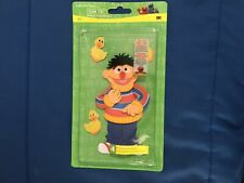 Sesame Street Ernie & Rubber Duckies Dimensional Stickers *NEW* h1
