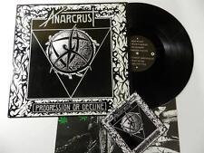 "ANARCRUST PROGRESSION OR DECLINE ALBUM 12"" RECORD ! PUNK THRASH"