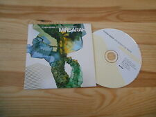 CD Jazz Florian Weber - Minsarah (11 Song) ENJA Promo