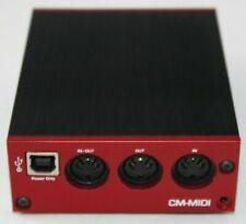 Kissbox CM-MIDI | MIDI Transceiver for RTP-MIDI Networks