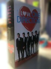 I Love One Direction Cofanetto 5 Libri