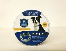 Flea and Tick Collar for Dogs, 8 Month Protection