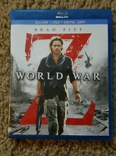 World War Z Blu-ray Disc, 2013