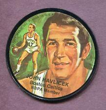 JOHN HAVLICEK ~ 1971 Mattel Basketball Mini-Records #BK6 ~ Grade: NM
