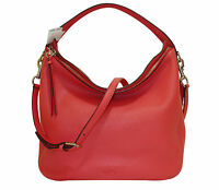 New COACH F31623 PEBBLED LEATHER HOBO SHOULDER HANDBAG PURSE CROSSBODY BAG