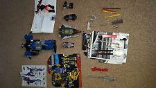 Transformers Lote Mixto, Cyberjet & piezas adicionales