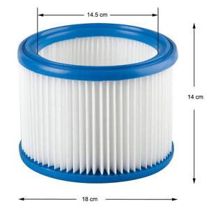 Vacuum Cartridge Filter For Stihl SE50 SE60 SE60C SE60E SE61 SE 85 C SE 90
