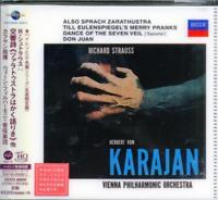 HERBERT VON KARAJAN-R.STRAUSS: ALSO SPRACH ZARATHUSTRA-JAPAN UHQCD Ltd/Ed G88