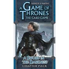Fantasy Flight Games Game of Thrones une épée dans les ténèbres chapitre Pack