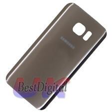 Vitre arriere cache batterie+Adhésif Pour Samsung Galaxy S7 Edge G935 G935F Gold
