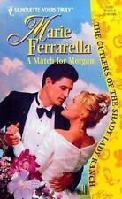 A Match for Morgan by Marie Ferrarella